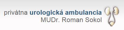 MUDr. Roman Sokol